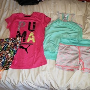 Other - Lot of girls outfits size medium (10)